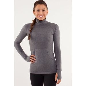 Lululemon Run Swiftly Turtleneck